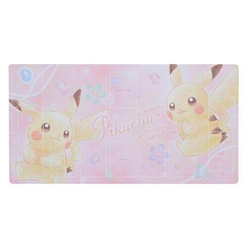 Pokemon Center Japan - Pikachu Jewel TCG Rubber Playmat