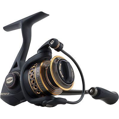 "Penn 1338215 Reels Battle II 1000 Spinning Fishing Sports /"" Outdoors"