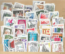 FRANCE: Collection of 300  French stamps All different  no duplication good used