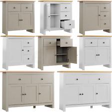 Arlington Sideboard Cabinet Cupboard Buffet Storage Modern Living Room Furniture