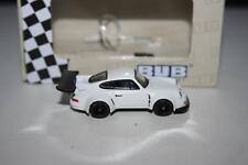 Bub 1:87: 08555 Porsche 911 RSR Turbo, weiß, Edition 2011, OVP