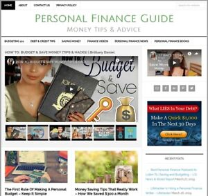 PERSONAL-FINANCE-turnkey-affiliate-website-business-for-sale-w-AUTO-CONTENT