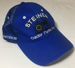 Steiner Tractor Parts For Old Adjustable Baseball Cap