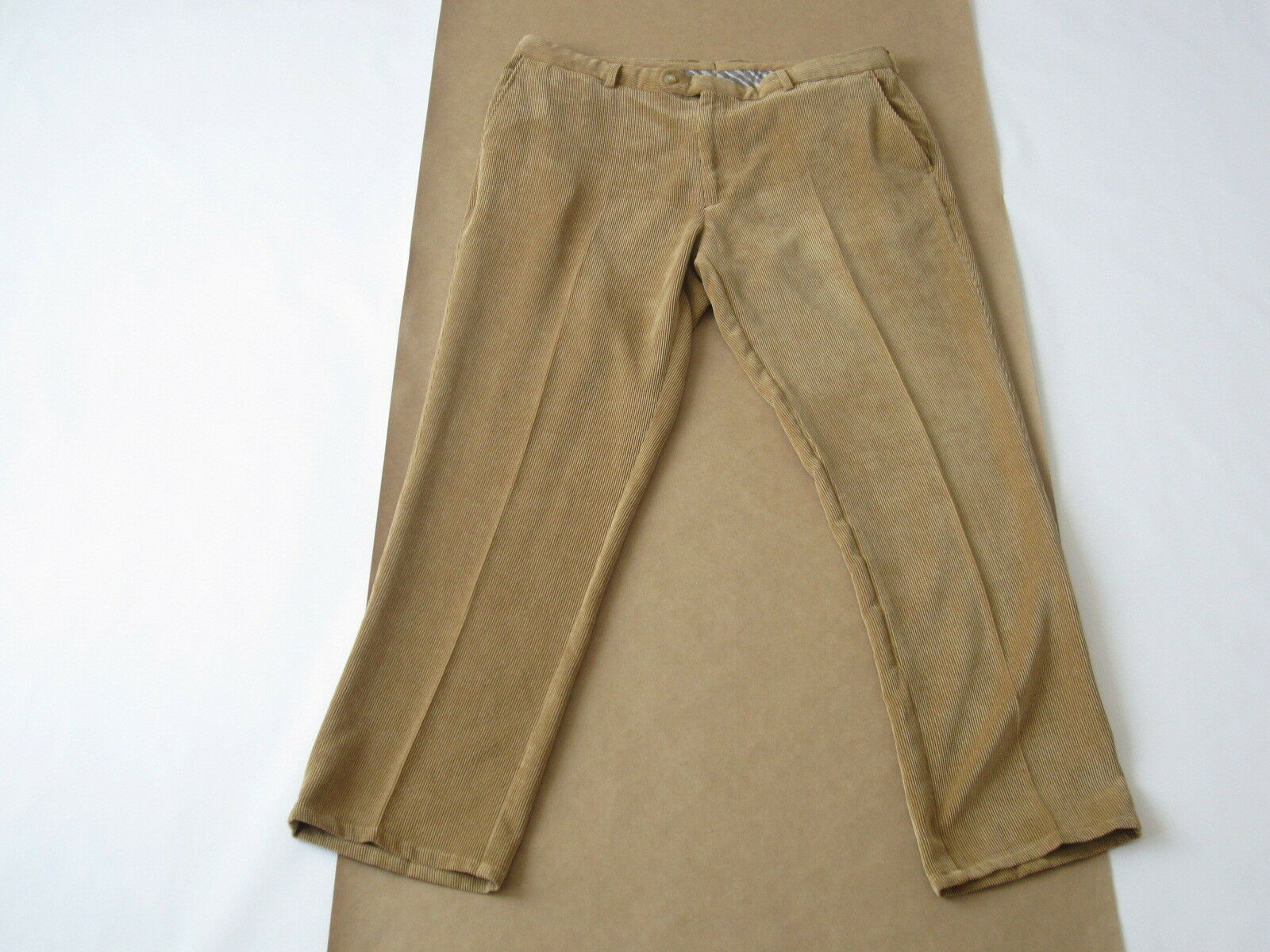 Men's Peter Millar Nanoluxe Corduroy Pants Size 40
