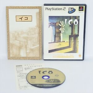 ICO-The-Best-PS2-Playstation-2-For-JP-System-2224-p2