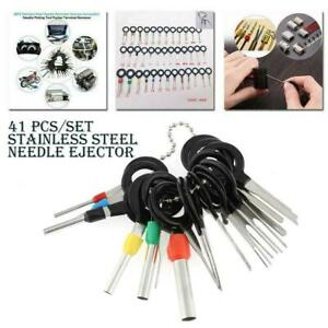 41Pcs-Car-Terminal-Removal-Tool-Wire-Plug-Connector-Extractor-Puller-Release-Pin