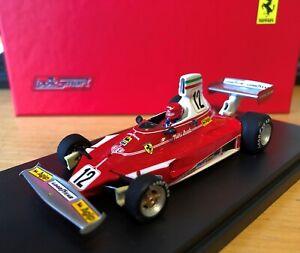 LookSmart-1-43-Niki-Lauda-Ferrari-312T-Italian-GP-F1-1975-LSRC61-resin-new