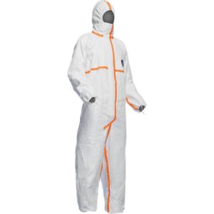 9d1329dec Tyvek White Classic Xpert Type 5   6 Fitter Suit Jumpsuit Size XXL ...