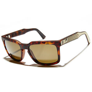 New Dragon Mr Blonde Sunglasses Matte Tort/Bronze Lens 720-2314 RRP $190