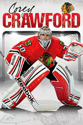 2016-17 NHL 2-Pack Box Set Limited Edition Chicago Blackhawks Corey Crawford