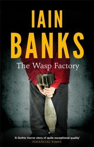 1 of 1 - The Wasp Factory-ExLibrary
