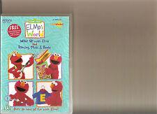 ELMOS WORLD WAKE UP WITH ELMO / DANCING, MUSIC AND BOOKS DVD KIDS SESAME STREET