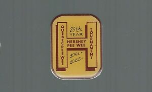 1985-Hershey-Bears-039-039-25th-years-1961-1985-039-039-Quebec-Minor-Hockey-pin