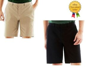 Men/'s Foundry Big /& Tall Belted Cargo Shorts Sailor Blue Size 46 NEW
