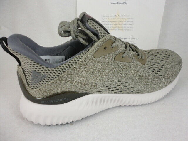 d4c99544e adidas Alphabounce EM M Trace Olive Cargo BW1203 Size 11 for sale online