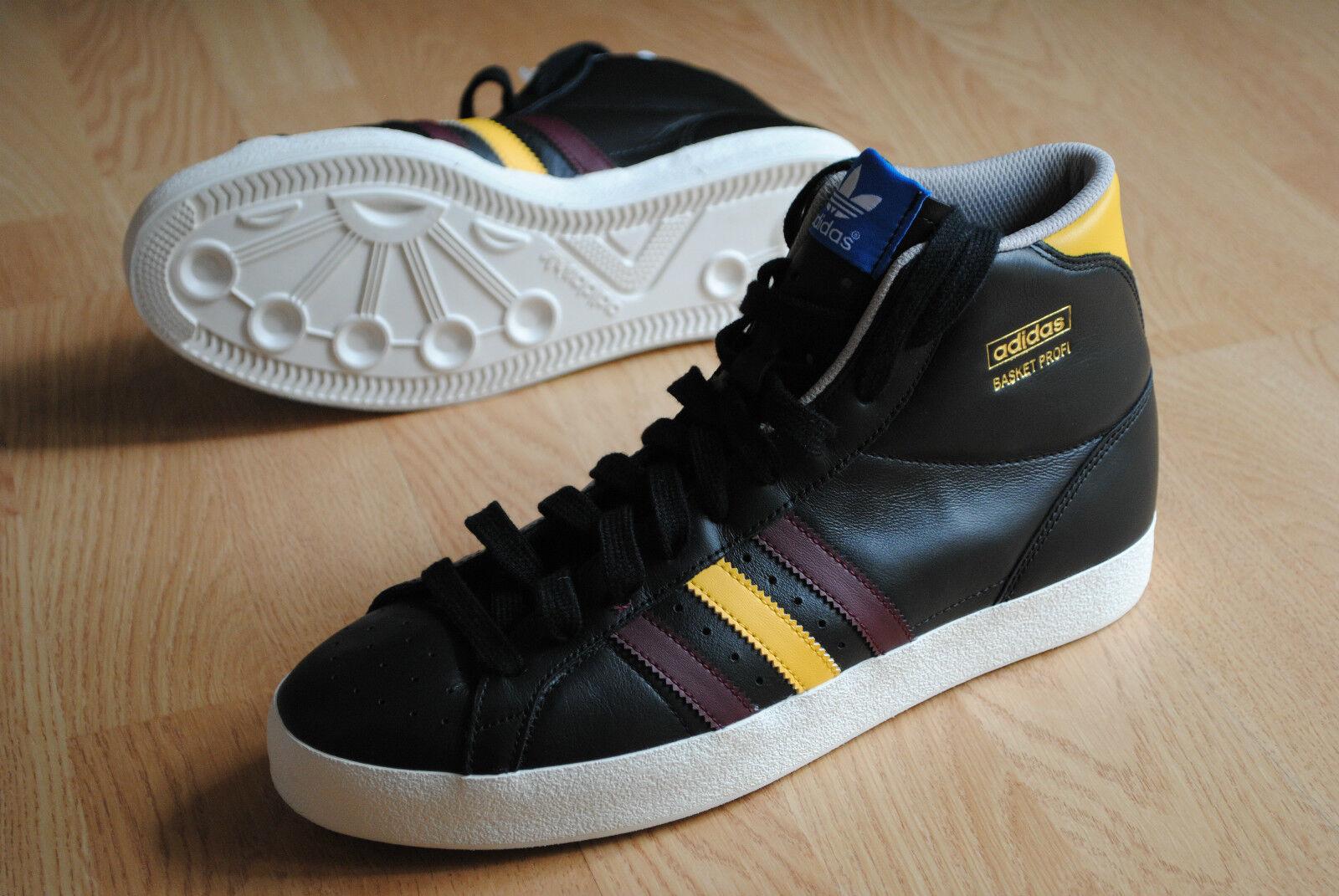 adidas basket profi 40,5 41   Vintage campUs reKorD supeRstar kiCk promodel