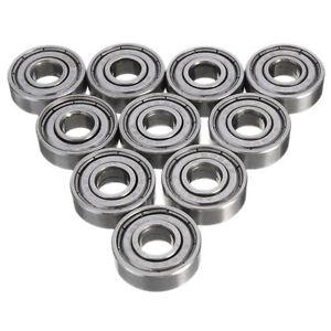 10-Roller-Sco-oter-Blade-Ball-Bearings-Wheels-ABEC-7-608-ZZ-Skateboard-nuevo-GXI