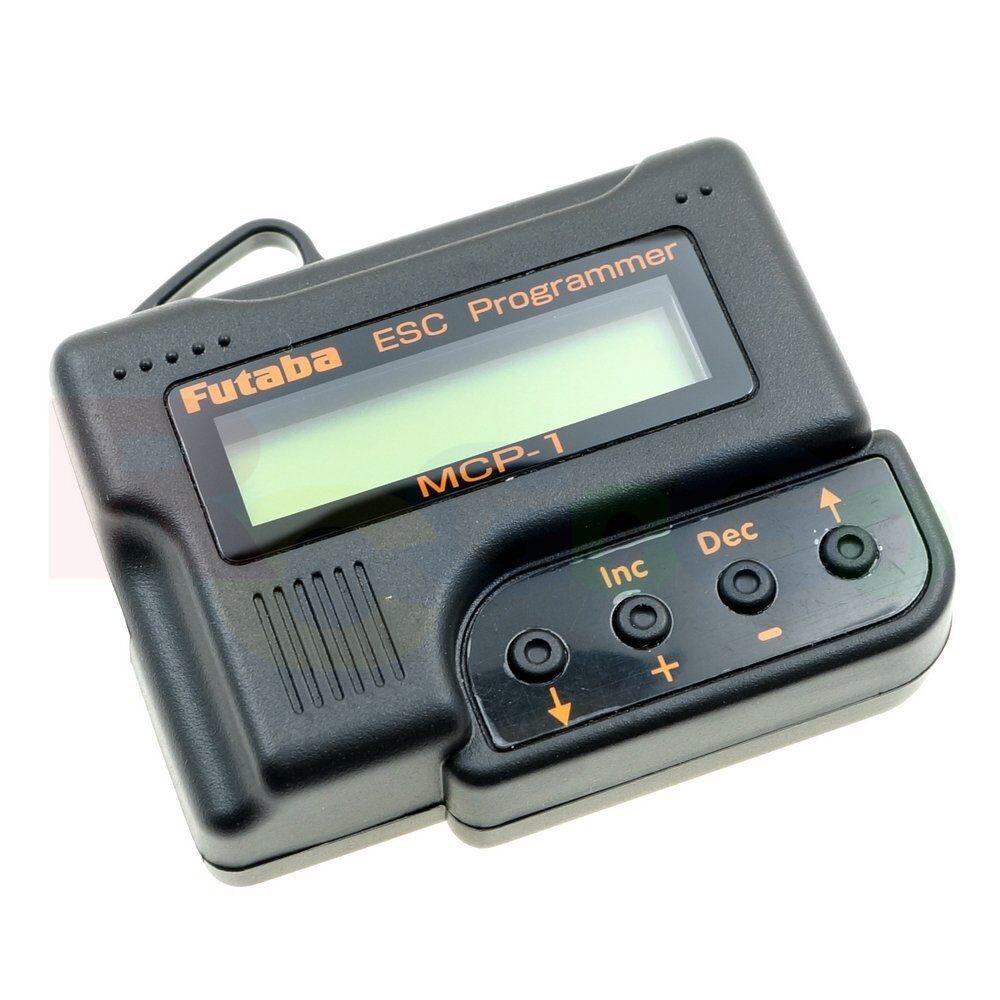 FUTABA MCP-1 ESC PROGRAMMER FOR MC9100A MC970A MC951H A MOTOR CONTROLLER
