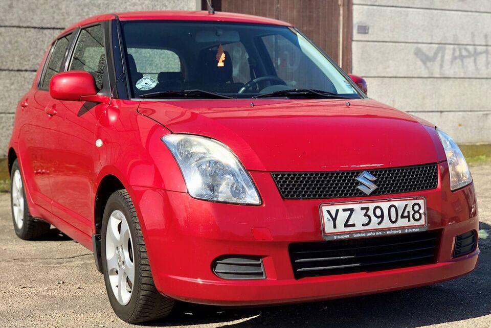 Suzuki Swift, 1,5 GLS, Benzin