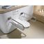 miniatura 2 - Barrierefreies Tiefspüler-Wand-WC Toilette Keramik Bad ROCA Hänge-WC weiß