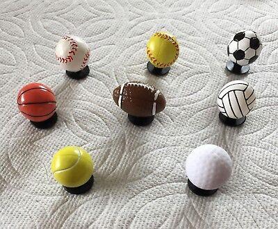 3D SOFTBALL JIBBITZ 3D BASKETBALL