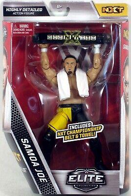 Mattel WWE Elite Series 43 NXT SAMOA JOE Action Figure NEW