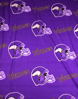 Minnesota Vikings Nfl Football Fleece Throw Blanket By Northwest on sale