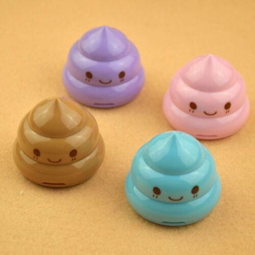 Student Offices Supplies Home Emoji Stationery Pencil Sharpener Double Hole