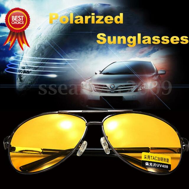 5a67675c84f5e Frequently bought together. UV 400 Polarized Anti-Glare Sunglasses Night  Vision Outdoor Driving Glasses