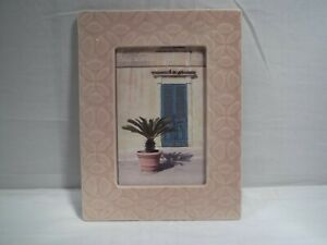 Project 62 Pink 4x6 Picture Frame
