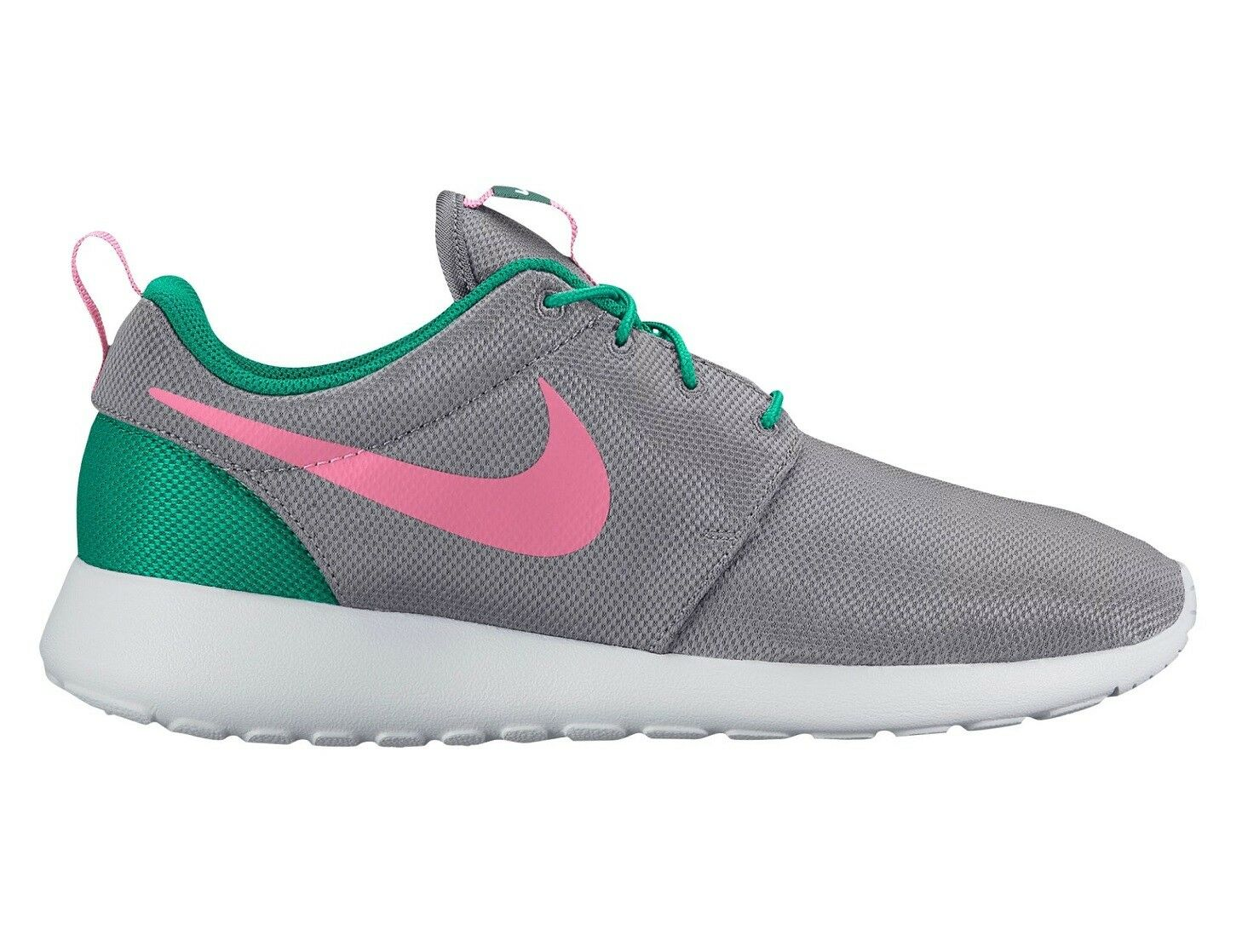 Nike Roshe One Watermelon Mens 511881-036 Grey Green Running Shoes Size 9.5