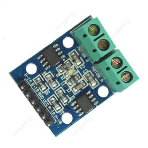 H-bridge Stepper Motor Dual DC Motor Driver Controller Board For Arduino HG7881