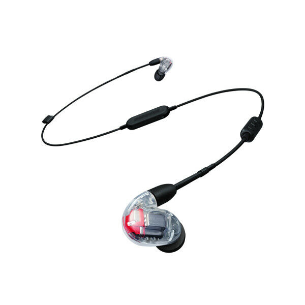 Shure SE846-CL+BT1 Bluetooth Sound Isolating Earphone (Clear)