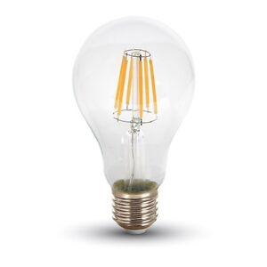 8wgrande Sur VisseBlanc E27 Lot À Led Détails Ampoule 10x Filament rtsCQhdx