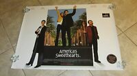 Americas Sweethearts Movie Poster Julia Roberts Poster, Catherine Zeta Jones