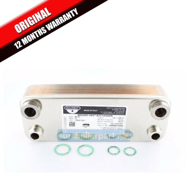 GENUINE VAILLANT VCW 242E /& 282E FLAME SUPERVISION PCB 100555 C53 FREE DELIVERY