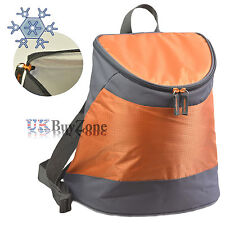 8L Insulated Cooling Backpack Picnic Camping Rucksack Beach Bag Ice Cooler