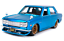 Maisto-1-24-1971-Datsun-510-Blue-Diecast-Model-Racing-Car-Vehicle-Toy-NEW-IN-BOX thumbnail 2