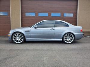 2005 BMW M3 E46 COUPE W/SMG
