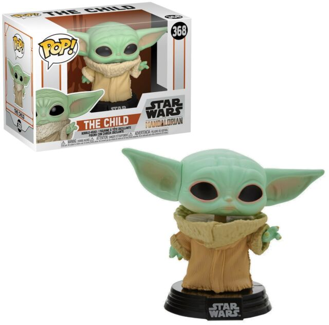 Star Wars : The Mandalorian - Pop! - The Child (Baby Yoda) n°368 - Funko
