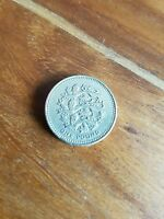 2002 Three Lions One Pound Coin - £1 UK
