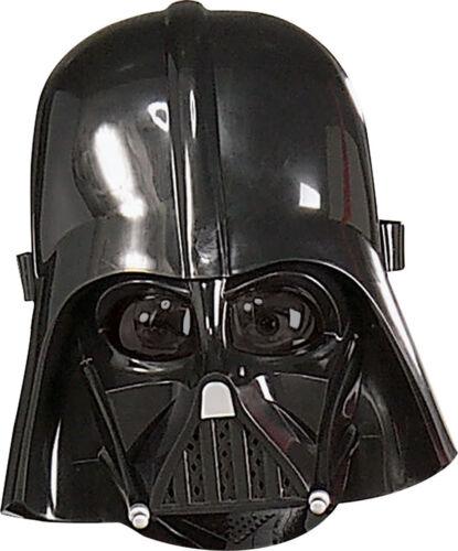 Morris Costumes Star Wars Darth Vader Child Halloween Pvc Mask One Size RU3441