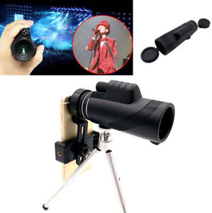 HD-Monocular-40x60-Zoom-Phone-Handheld-Telescope-Night-Vision-Ultra-Wide-Angle