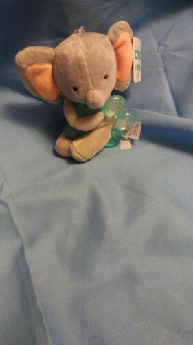 Elephant Teether Monkey Dog Giraffe   Carter/'s Child of Mine 0+ months NWT