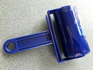 Fusselroller-GROss-abwaschbar-endlos-Kleiderbuerste-Dauerfusselroller-Roller