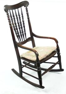 Antique Windsor Rocking Chair Free