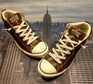 Chuck Taylor All Star Street Mid 'Pinecone'