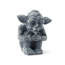 Sitting Goblin Ornament for a Dolls House ideal for a Church Gothic Scene