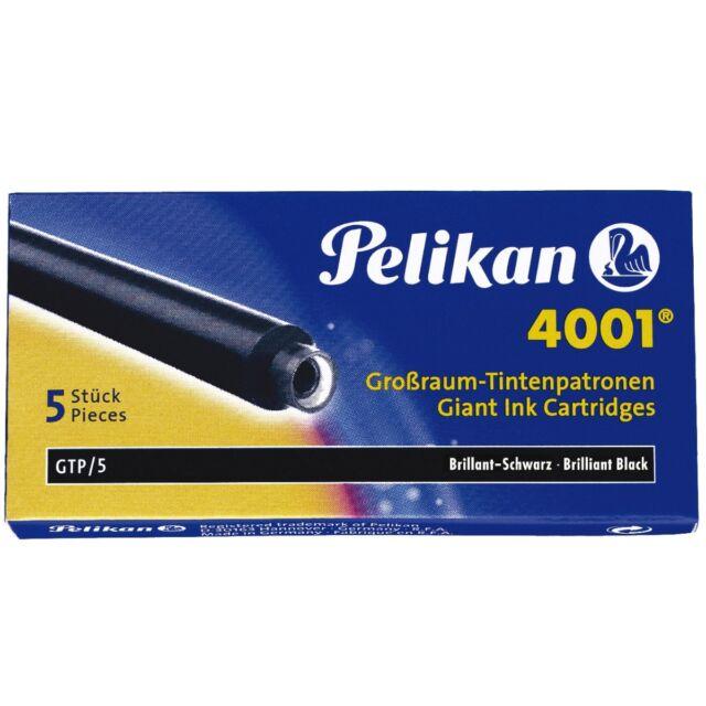 PELIKAN Tintenpatrone-Grossraum 4001 GTP/5