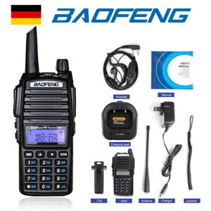 DE-Baofeng-UV-82L-UHF-VHF-Dual-Band-Hand-Funkgeraet-Walkie-Talkies-2000-mAh-Akku